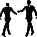 38637530-business-handshake-silhouette